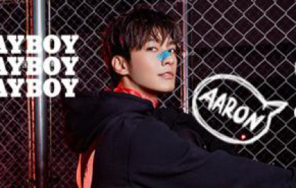 AARONとPLAYBOYのコラボ商品が☆TASIAにて予約開始