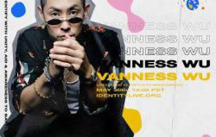 Van Nessは新型コロナウイルス被害へのチャリティーライブストリーミングミュージックフェスティバル「IDENTITY: Project Blue Marble」に出演