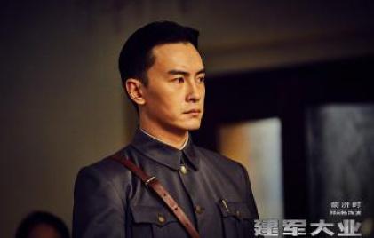 ジョセフ出演の中国映画『建军大业』がオフィシャル劇中写真を公開
